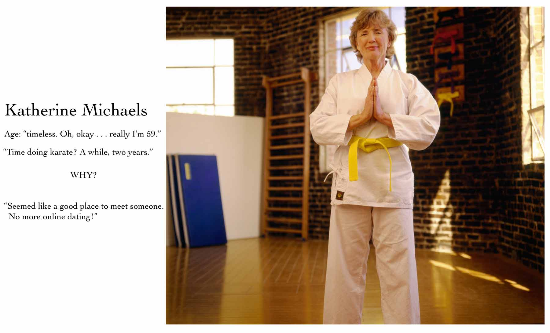 Karate-Woman_spread_MASTER .  DC photographer , SF photograper
