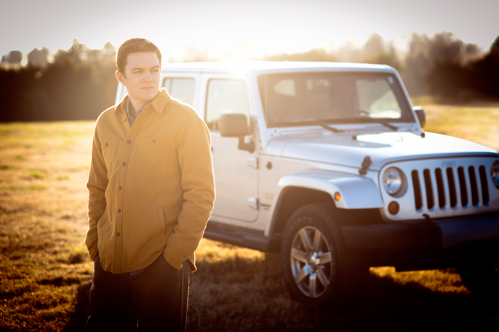 ©Robb Scharetg - Matt w/Jeep , washington dc commercial photographer, washington dc commercial photography, washington dc lifestyle photographer, washington dc lifestyle photography