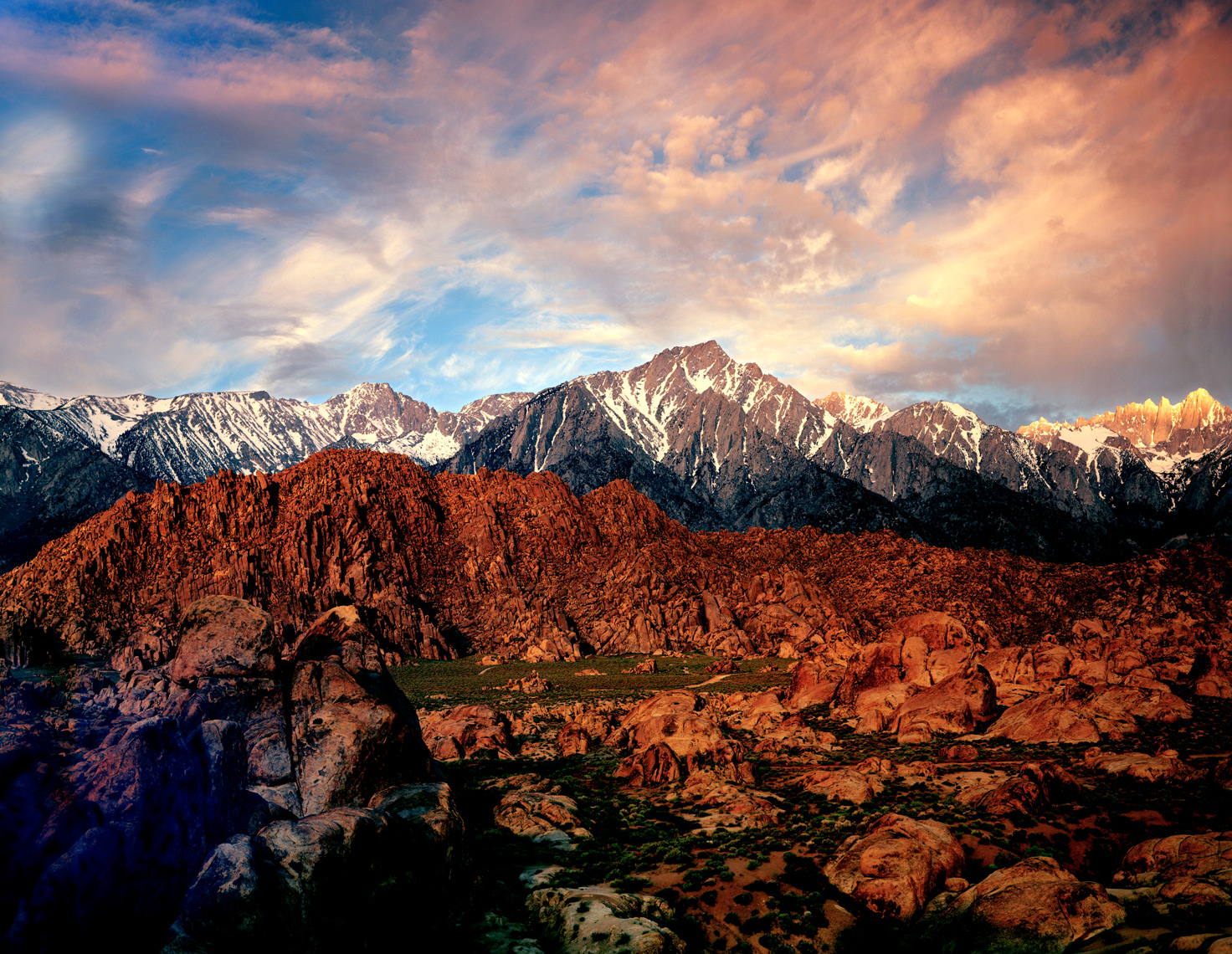 ©Robb Scharetg - Alabama Hills .  DC photographer , SF photograper