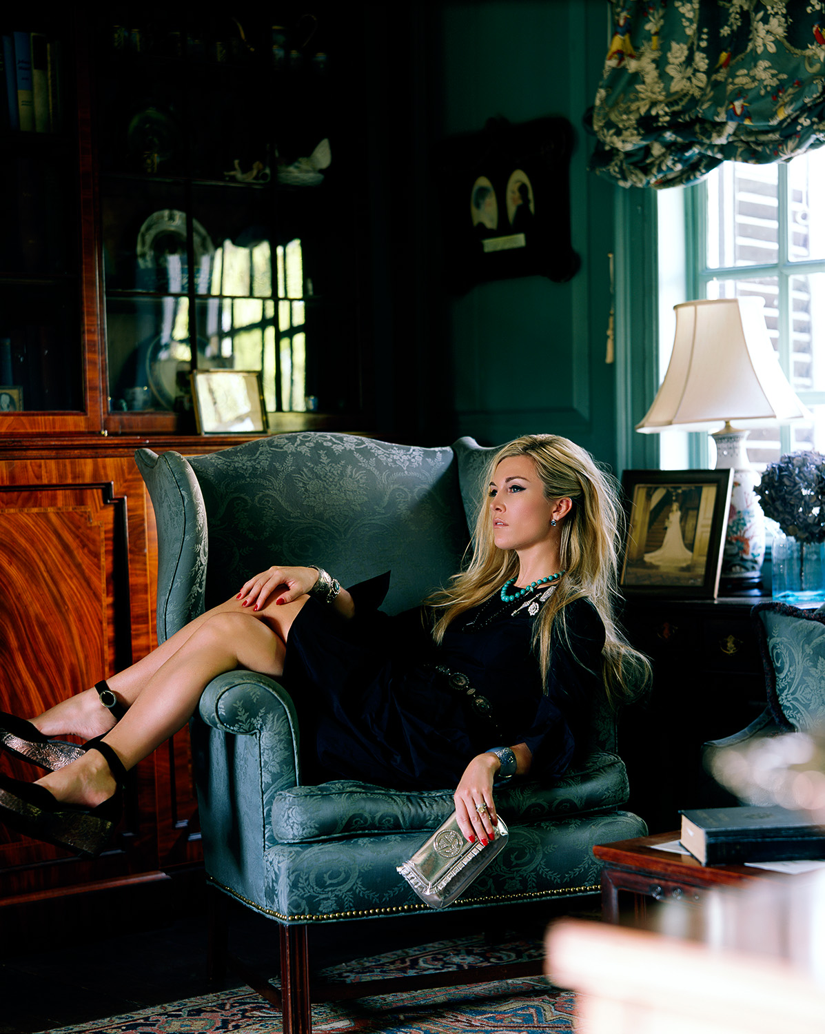 Designer, Socialite and Lady about Town- Ms. Tinsley Mortimer