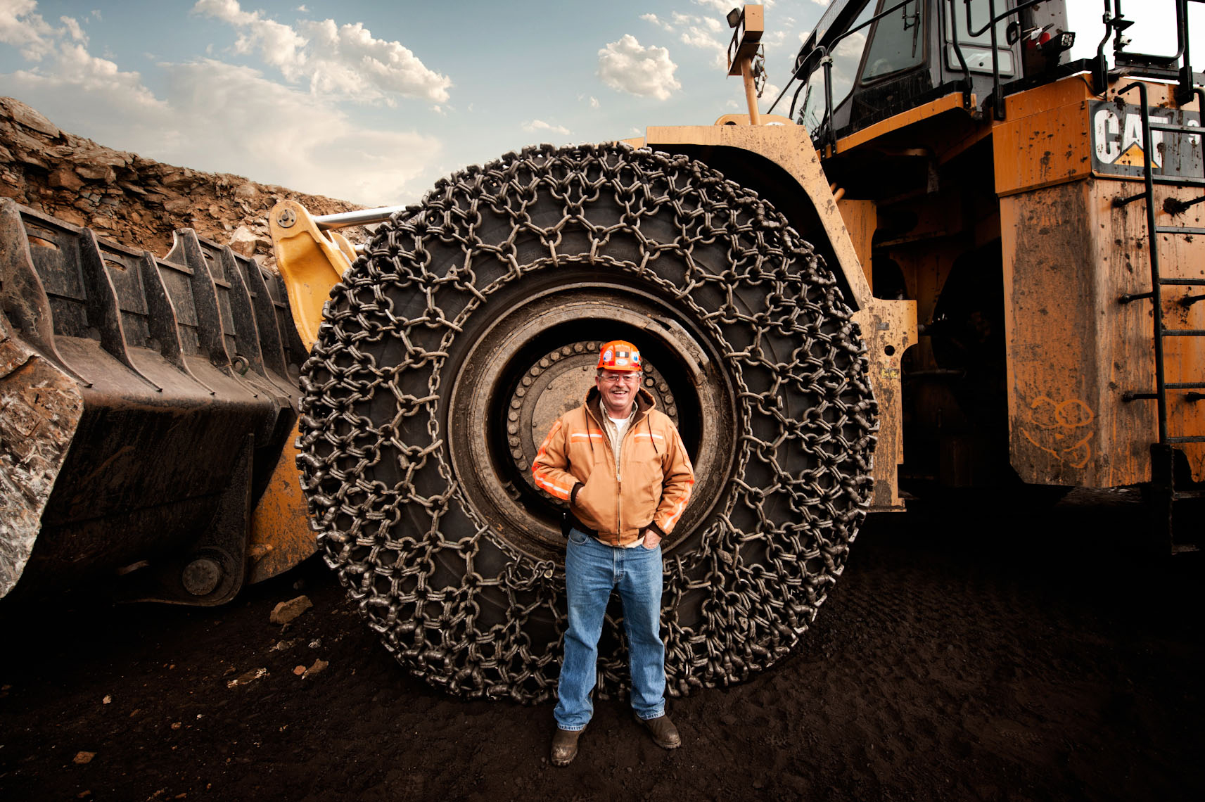 ©Robb Scharetg - Alpha Natural Resources - Coal Mine Supervisor